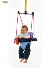 Baby door bouncer safety baby door bouncer for Door bouncer age